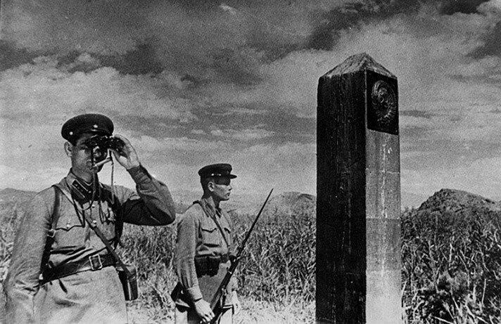 Граница 22 июня 1941 года