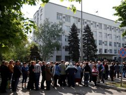 Объявлены окончательные итоги референдума в Донецкой области