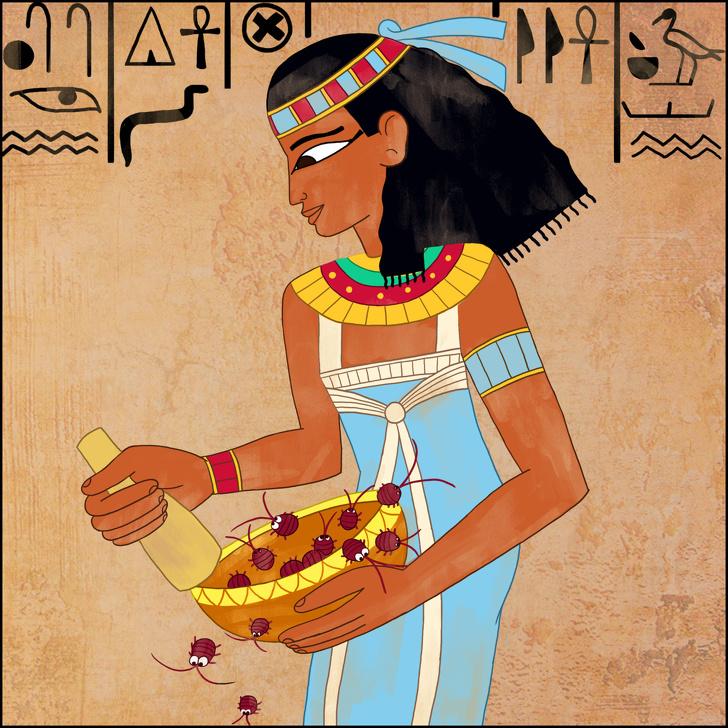 20 странностей древних египтян, которые смутят даже тех, кто знает историю (К примеру, у мужчин бывали «эти» дни)