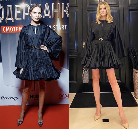 Битва платьев: Маруся Фомина против Натальи Якимчик