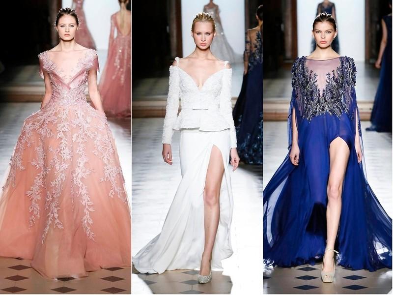 Tony Ward Haute Couture весна-лето 2018