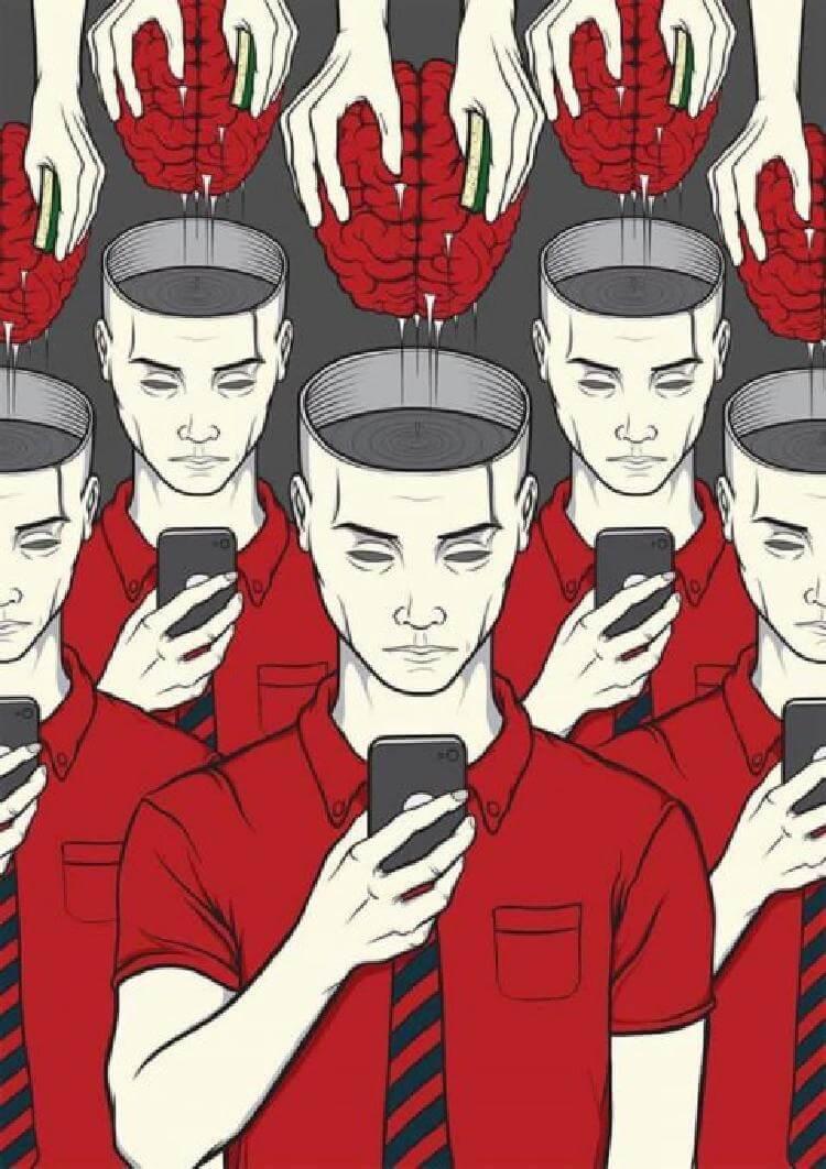 33 мощные картинки о том, какой стала наша жизнь в XXI веке