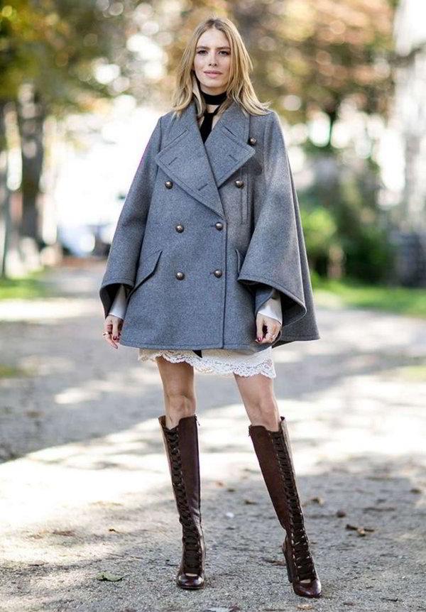 Практичность и элегантность: пальто весна-2019