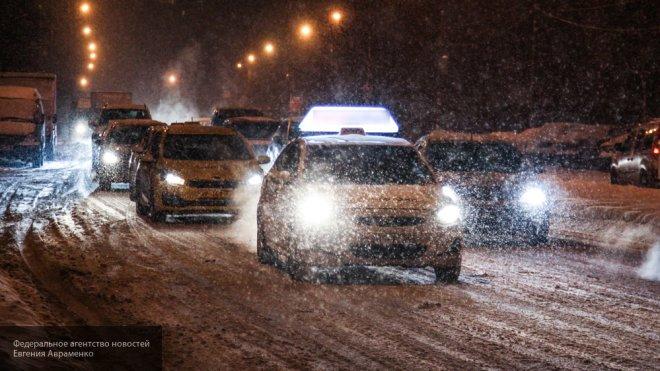 В Москве автомобилистов попросили пересесть на общественный транспорт