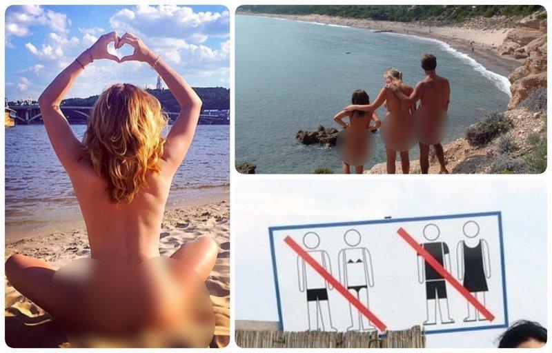 Нудистские пляжи России и мира, на которые все хотят попасть