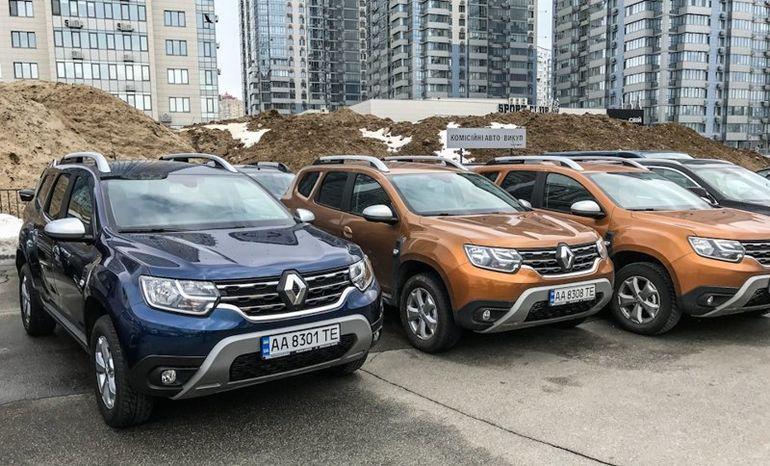 Первый живой обзор нового Renault Duster 2018