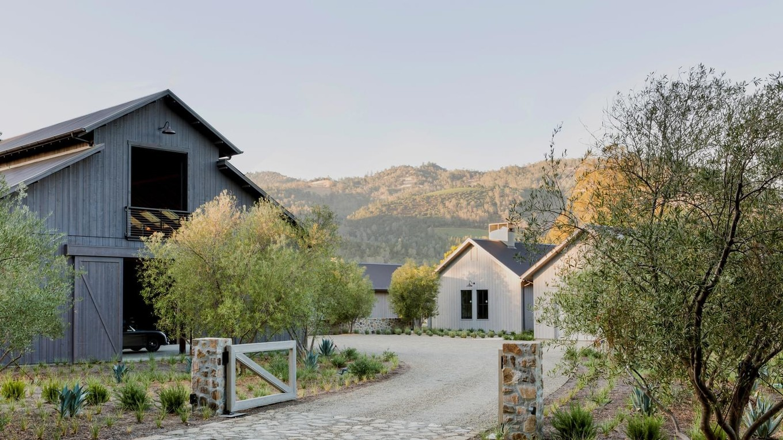 Дом престарелых в Калифорнии