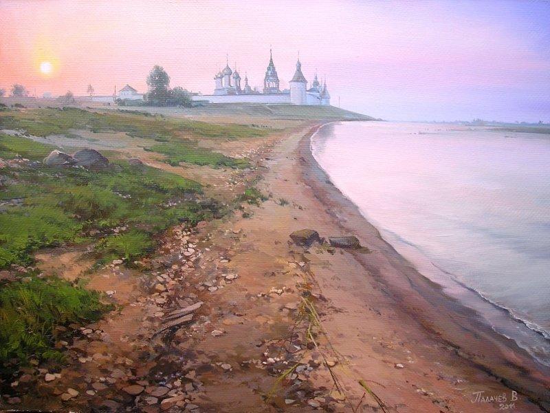 Удивительные картины российского художника, которые вернут вас в детство