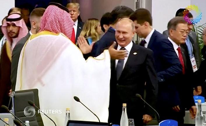 Готовы ли Путин и бен Салман…