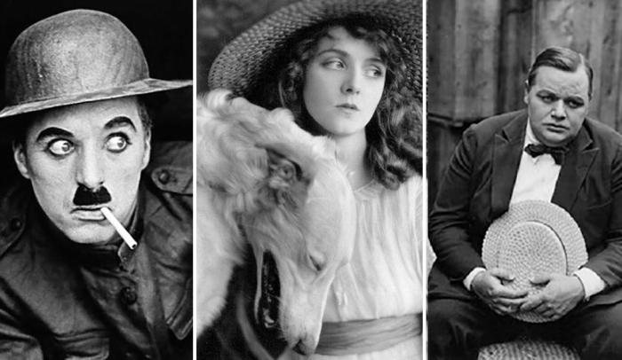 10 звезд эпохи немого кино, скандалы с которыми потрясли Голливуд