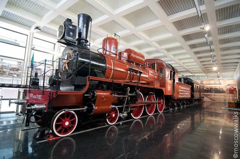 5. Музей московской железной дороги (Москва) достопримечательности, наука и техника, путешествия, россия