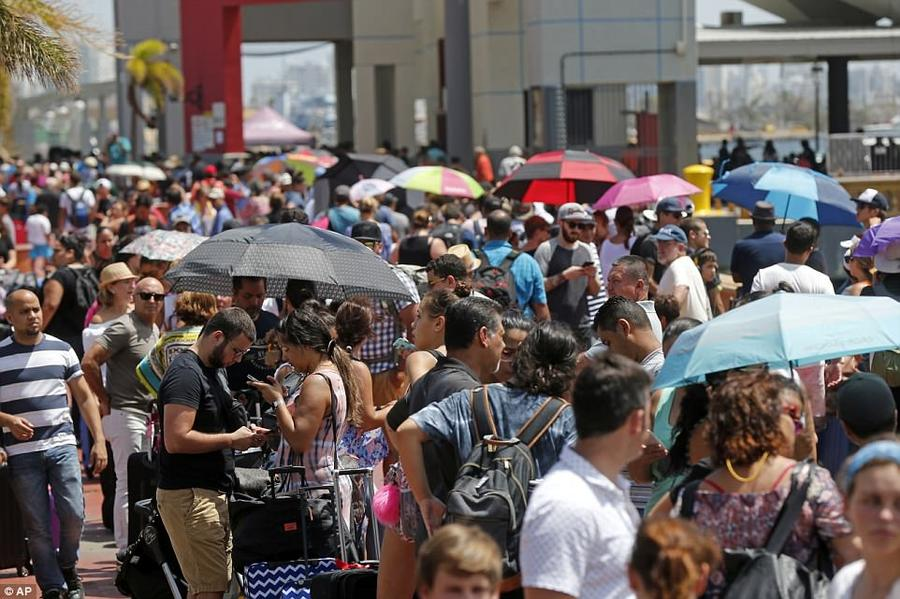 Массовая эмиграция пуэрториканцев в США