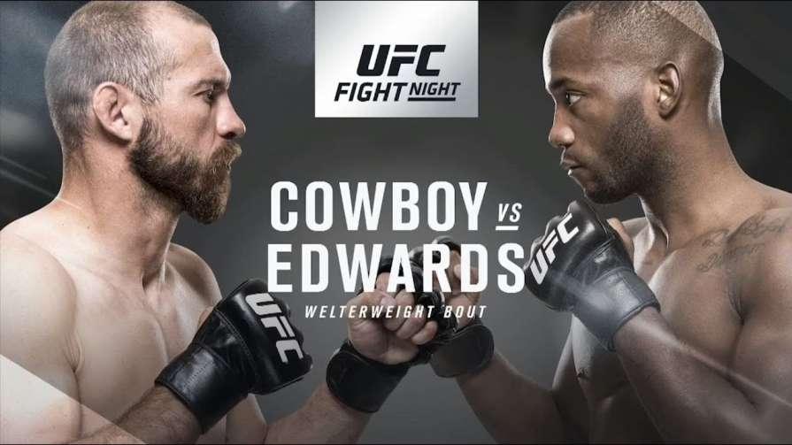 Результаты турнира UFC Fight…