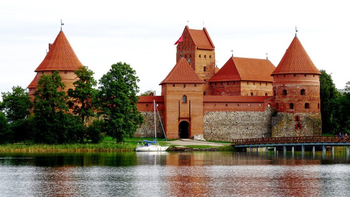 Российские туристы могут выбрать Литву как замену Грузии