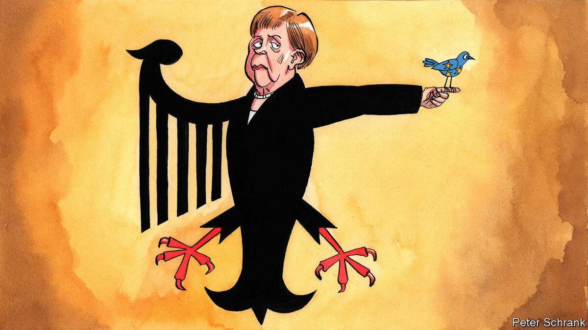 Пора пугать Европу