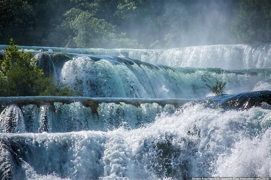 один водопады европы фото минус
