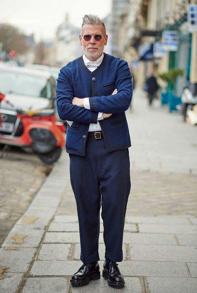 К выбору кардигана отнеситесь со всей серьезностью: классика не терпит спешки!  /Фото: i.pinimg.com