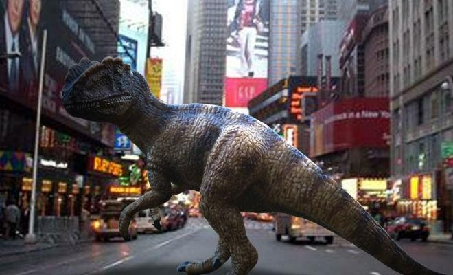 Динозавров могут оживить уже в ближайшие пять лет Культура