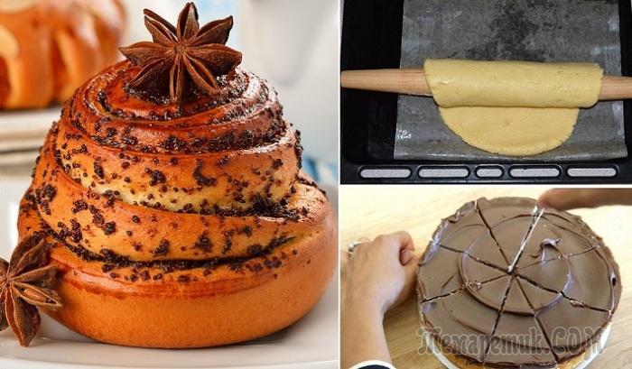 12 дельных советов, как упростить процесс приготовления сладостей, используя подручные средства