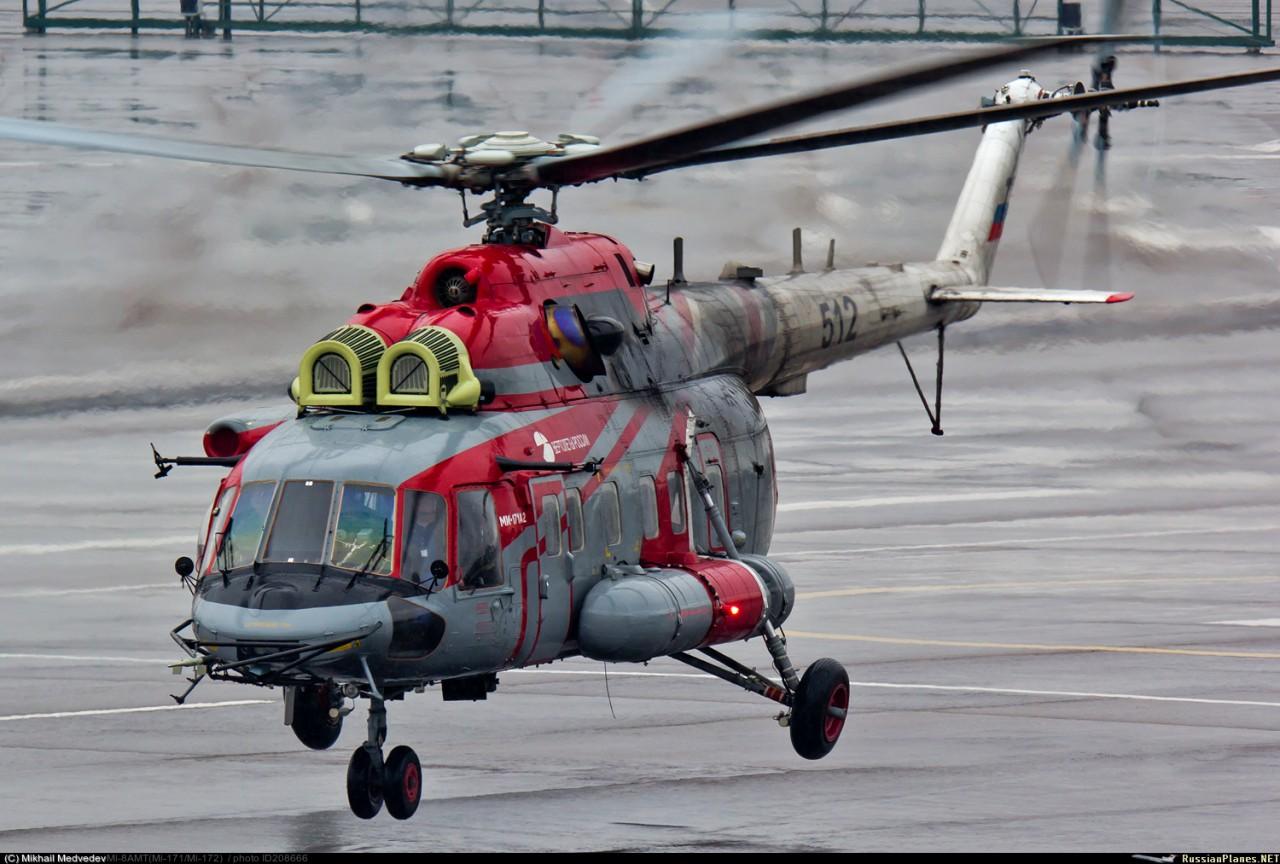 Вертолет Ми-171А2 сертифицирован