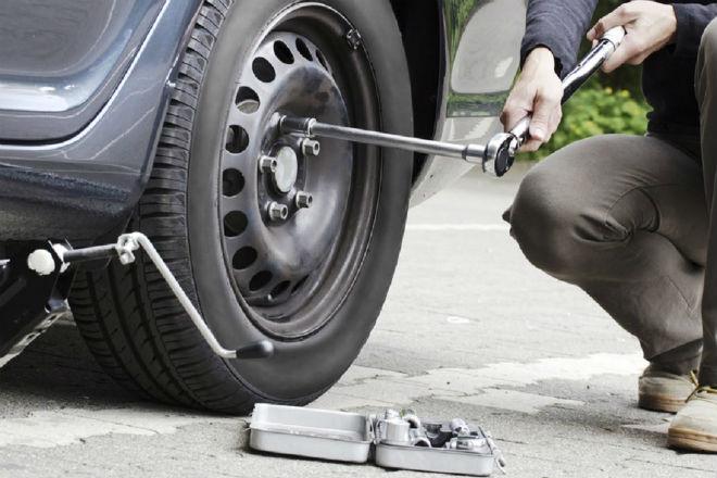 5 способов снять колеса: как защитить свой автомобиль идеи