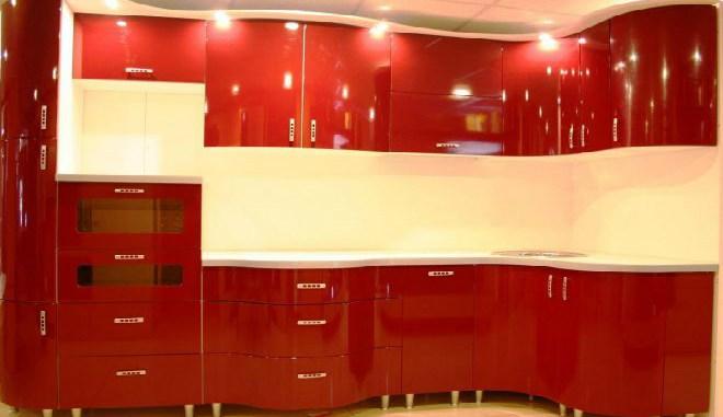 Чем и как мыть глянцевые фасады кухни, чтобы не оставалось разводов?