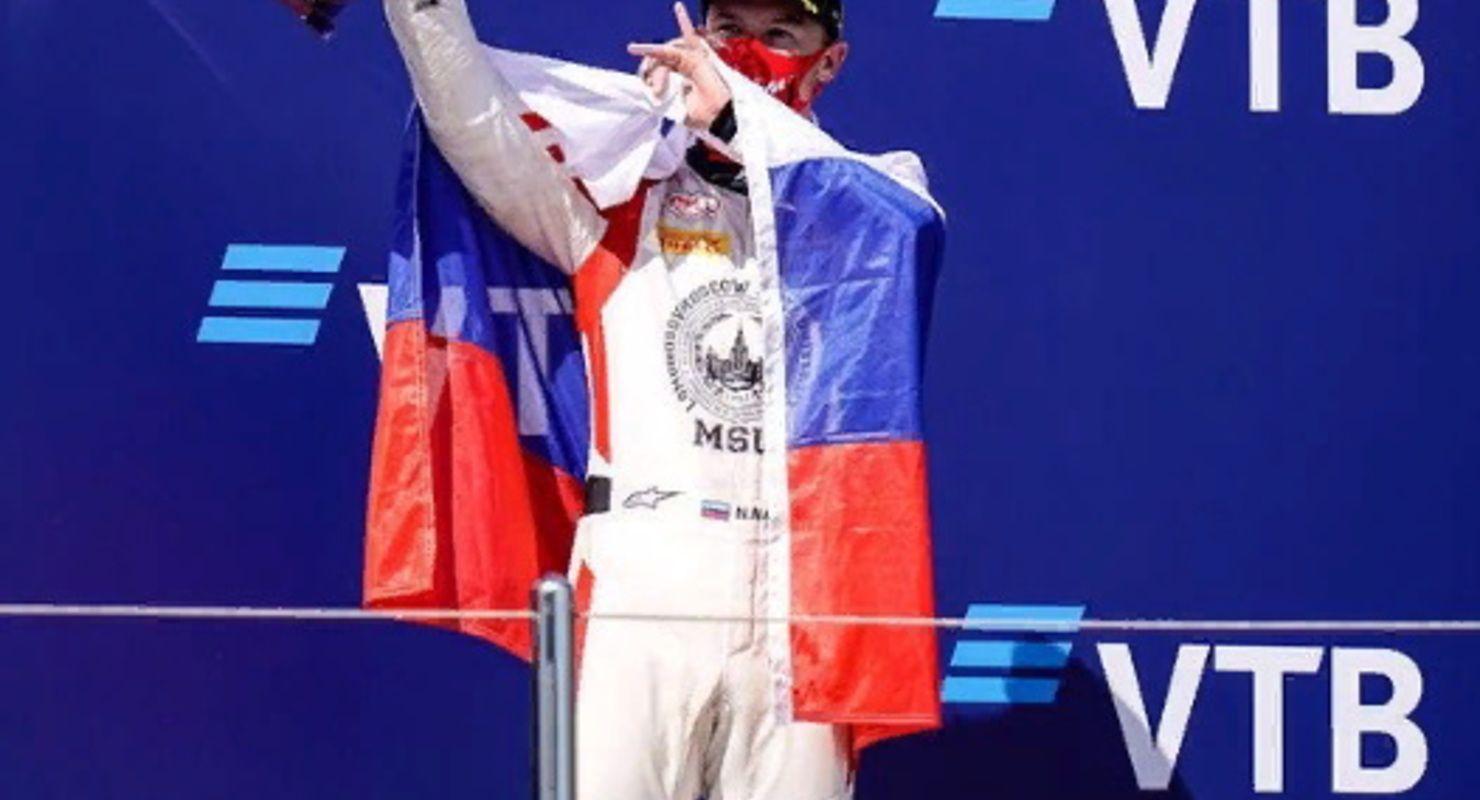 Никита Мазепин будет выступать в Формуле 1 без флага и гимна России Автомобили