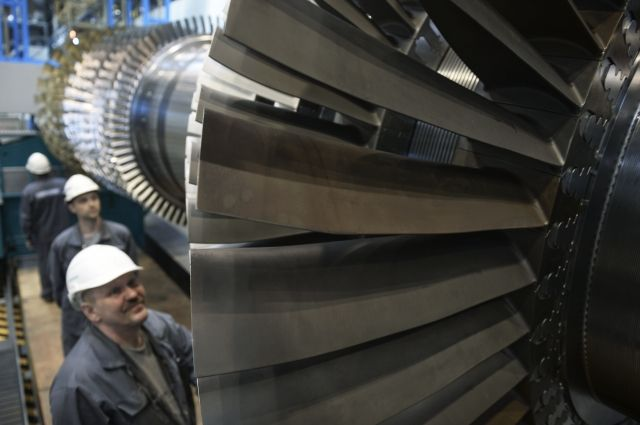 Ростех: испытания газовой турбины большой мощности возобновятся в 2019 году