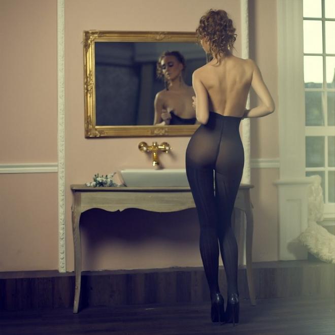 Красота женского тела в будуарной фотографии - 50 примеров - 26