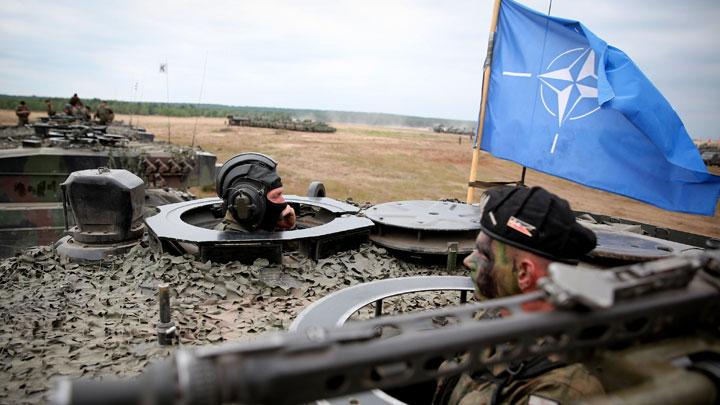 Когда НАТО окончательно развалится геополитика