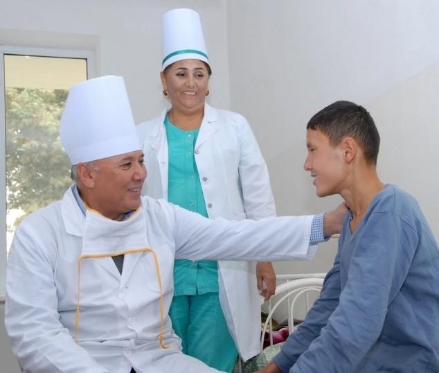 Спасибо узбекской медицине. Может реформаторы задумаются