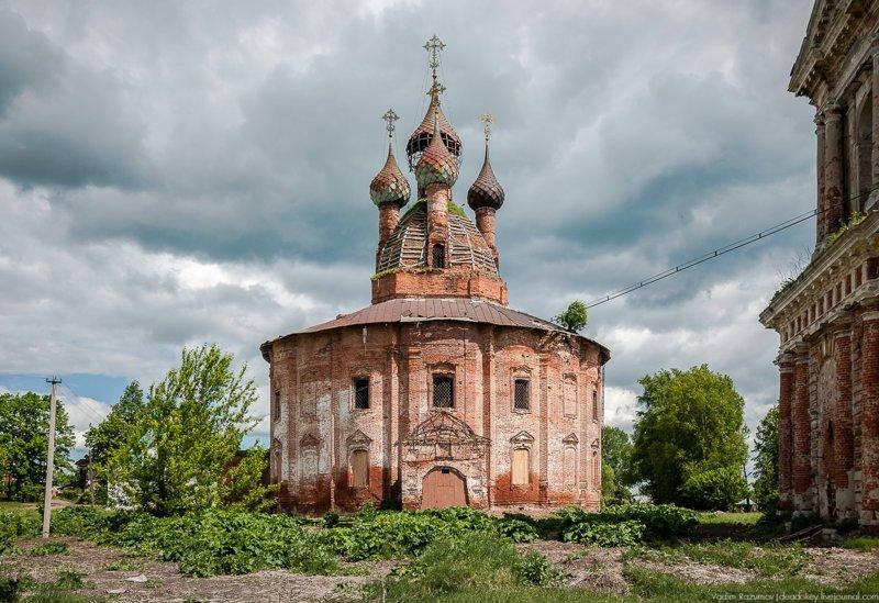 Курба, Ярославская область, Ярославский район