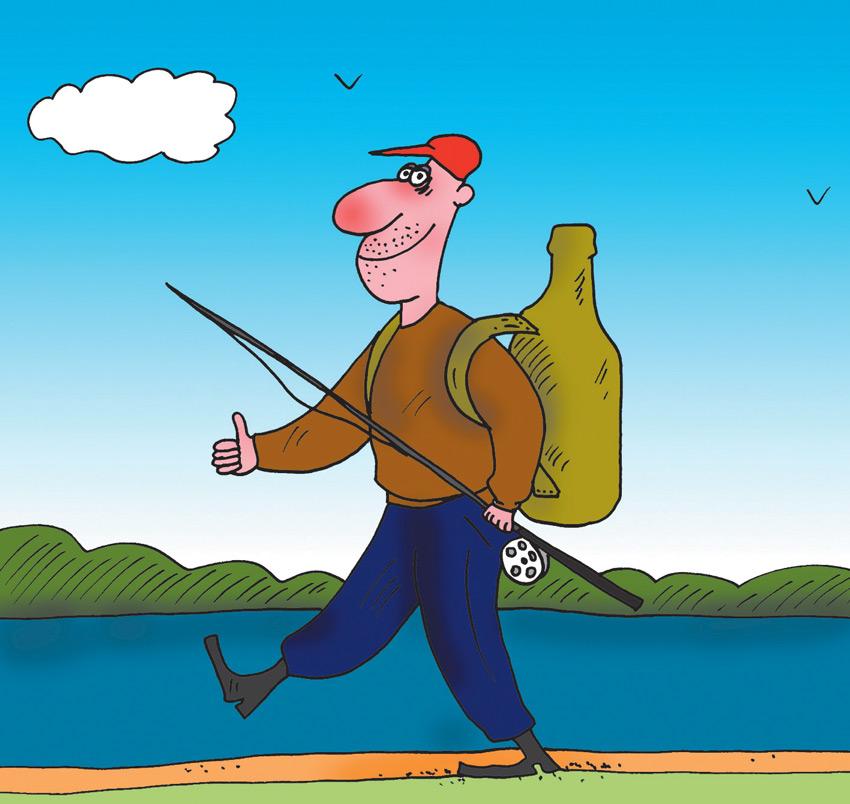 На что ловятся рыболовы