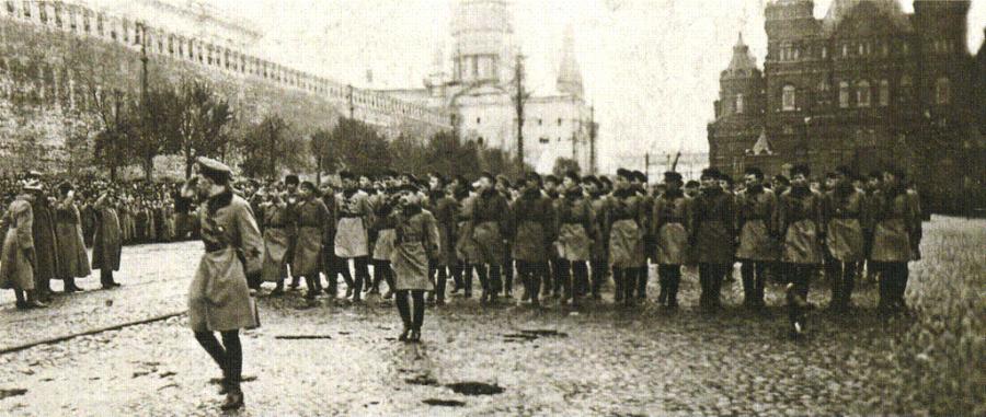 Царские генералы и офицеры в рядах Красной Армии