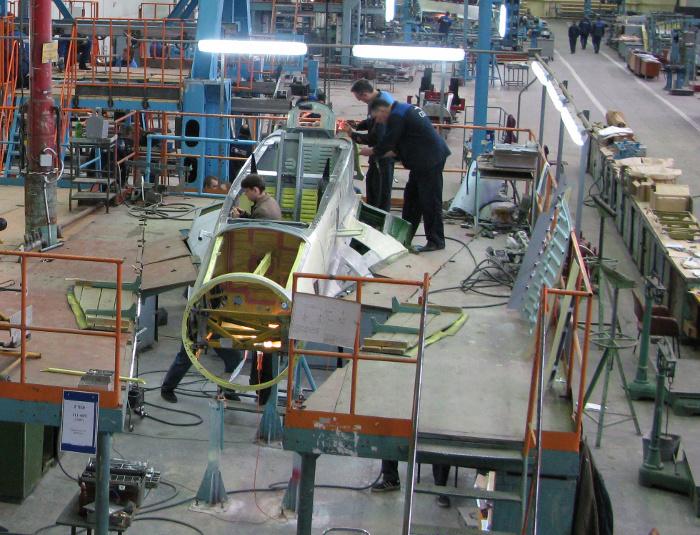 Нижегородский завод «Сокол» подготовил производство для выпуска истребителей МиГ-35