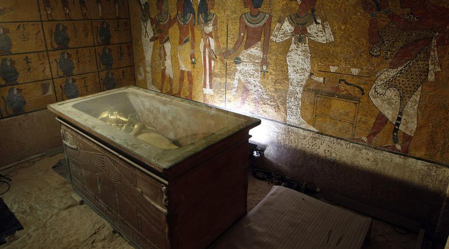 Судьба людей, которые открыли могилу Татунхамона