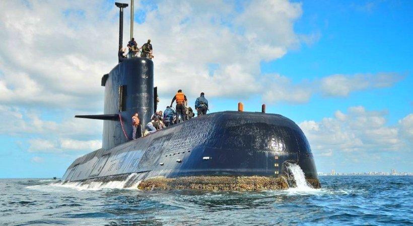 Аргентина обнаружила «важный сигнал» во время поисков подлодки