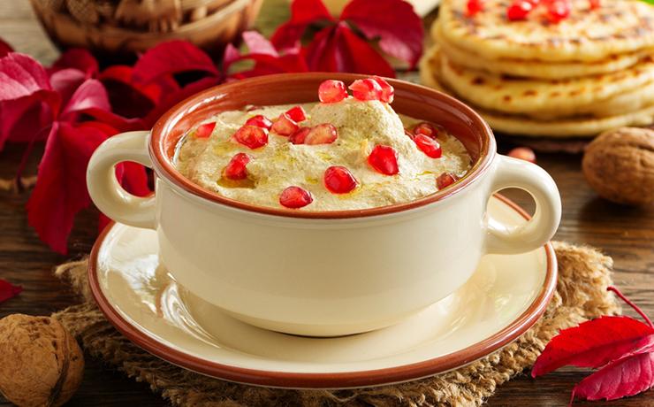 Идеальный рецепт: знаменитое грузинское блюдо - сациви