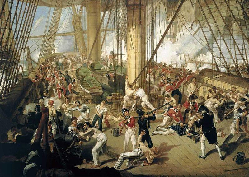 Почему адмирал Горацио Нельсон возвращался домой в бочке с коньяком время, Нельсон, Битти, адмирала, сохранить, Уильяма, победе, удалось, потерял, только, Англии, корабль, писали, морской, начале, военный, журналистам, каждый, культовой, фигурой