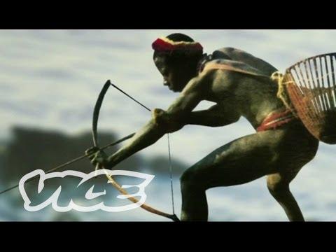 Современные племена, которые по-прежнему живут в каменном веке