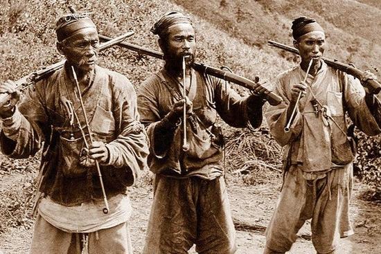 Хунхузы: китайская мафия, захватившая Дальний Восток Российской империи интересное,интересные люди,интересные факты,история,ужас,шок