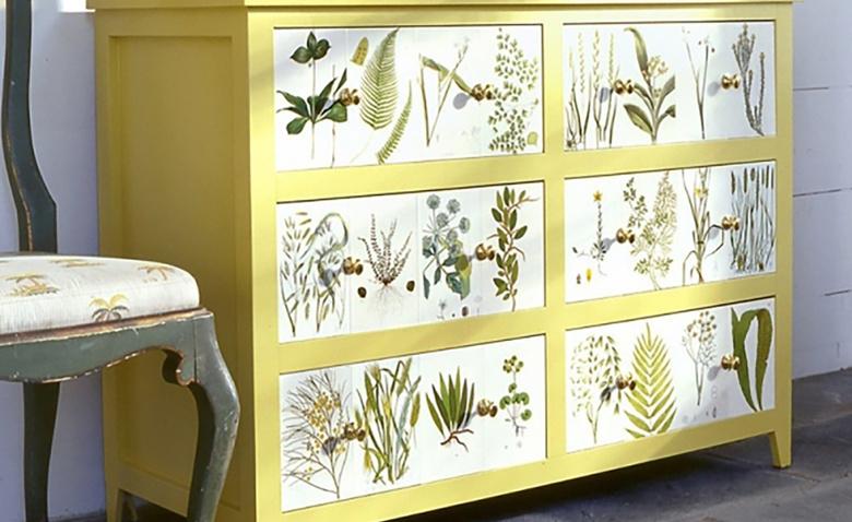 9 идей восстановления старой мебели