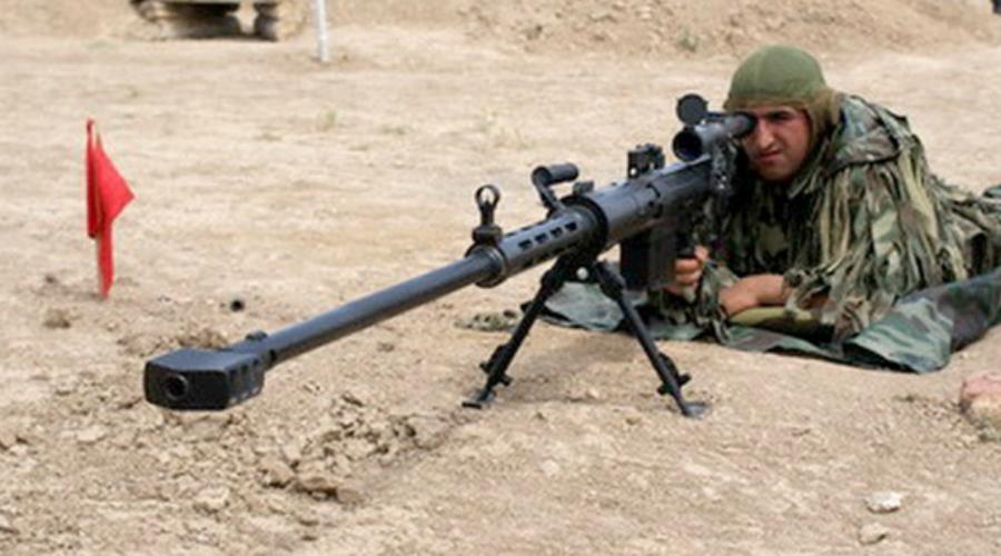 Убойные винтовки, которые могут пробить даже танк