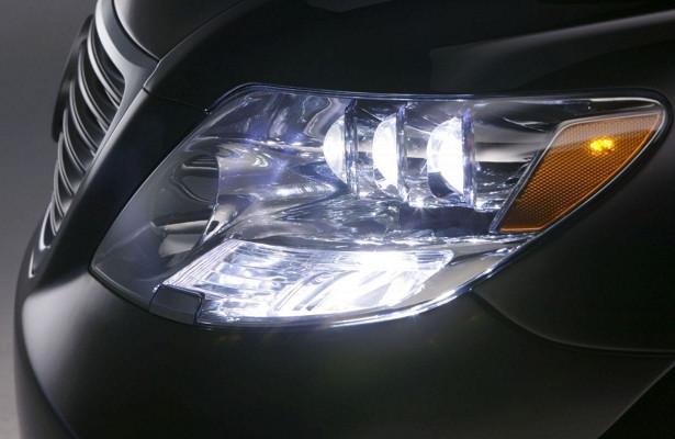 Светодиодная оптика оказалась невыгодной автомобили,водители