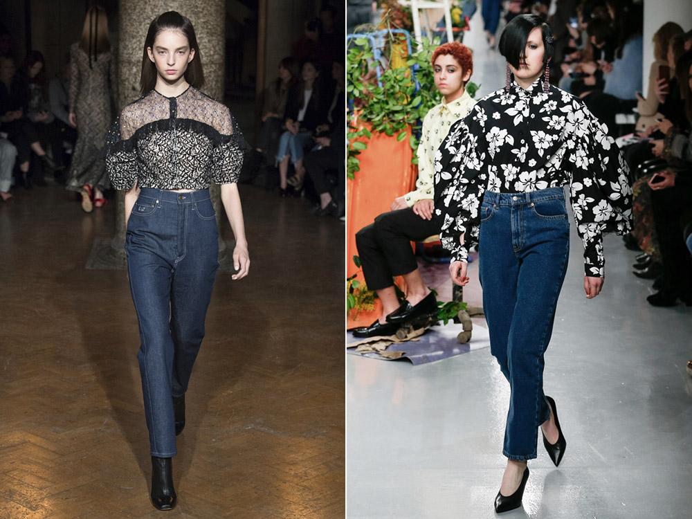 Модные джинсы 2018! Вот что …