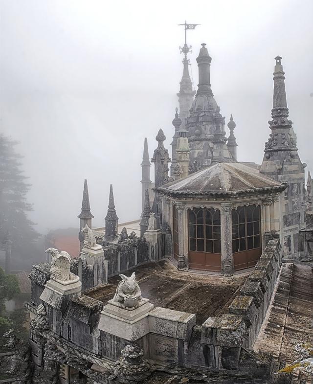 Загадочное имение Кинта да Регалейра