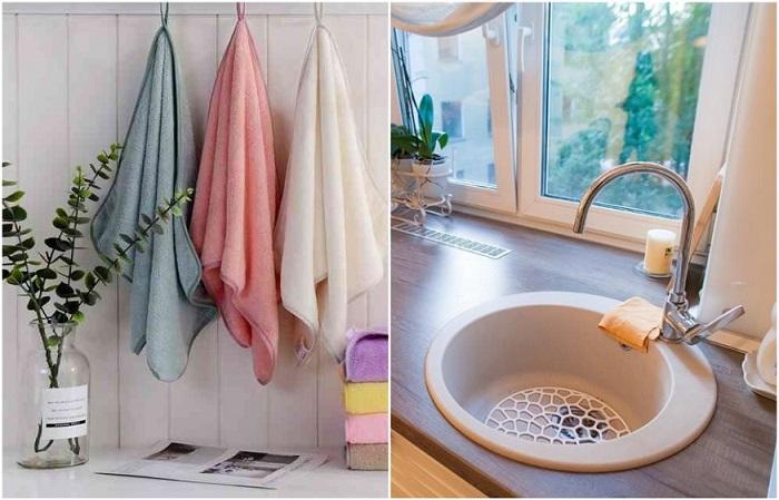 Вещи, которые необходимо мыть и стирать каждый день