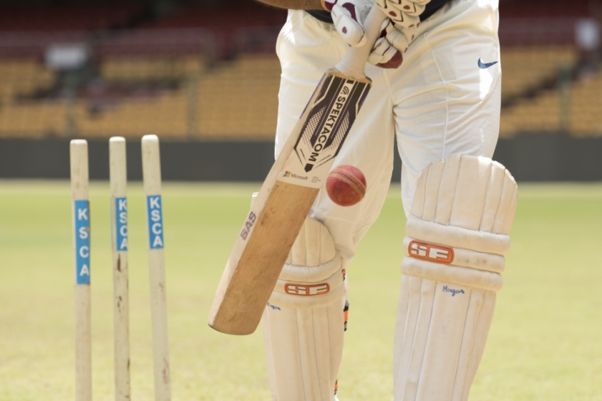 Microsoft создала биту с искусственным интеллектом для игры в крикет
