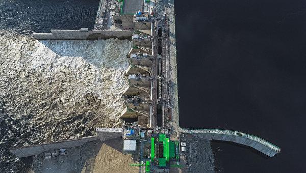 Украинские детали стали причиной аварии российской ГЭС