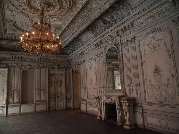 Загадочный особняк Брусницыных в Петербурге